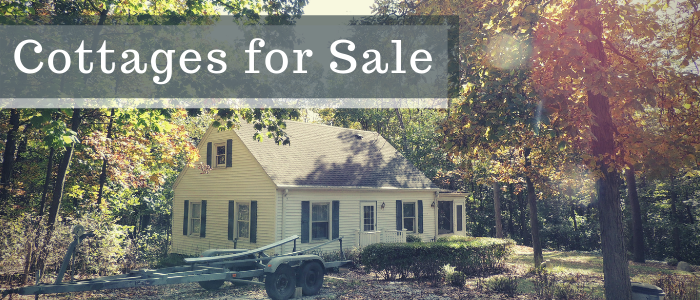 Cottages for Sale at Cedar Lake Ministries